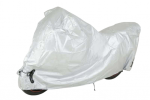 Raincoat motorcycle cover PUIG 5560P argintiu size S-L
